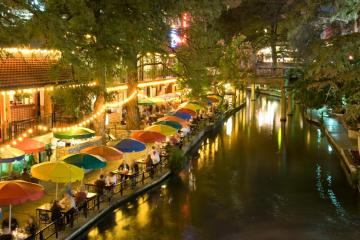 San Antonio: Car hire in 55 pick-up locations