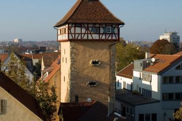 Reutlingen: Car rentals in 1 pickup location