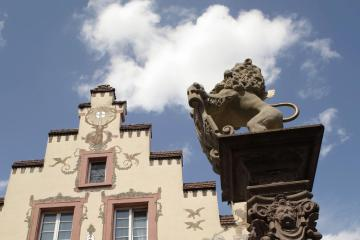 Offenburg: Billeje fra 4 afhentningssteder