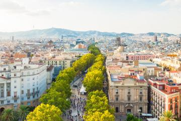 Barcelona: Car hire in 23 pick-up locations