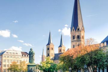 Bonn: Car hire in 12 pick-up locations