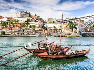 Hotel di Porto, Portugal