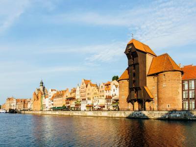 Hoteller i Gdańsk, Polen