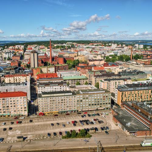 Tampere, Suomi