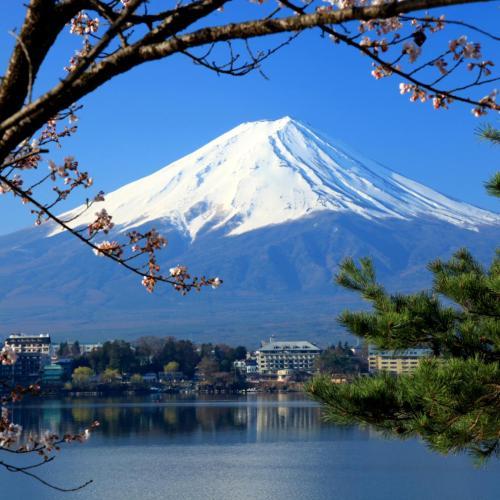 ฟูจิคาวากุจิโกะ ประเทศญี่ปุ่น