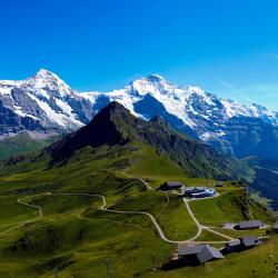 Grindelwald 13 accessible hotels