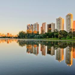 Londrina 57 hôtels