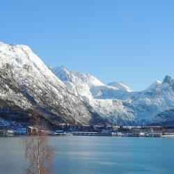 Isfjorden 4 villas
