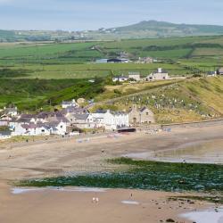 Aberdaron 3 beach hotels