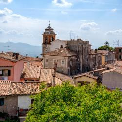 Castel San Pietro Romano 6 hotels