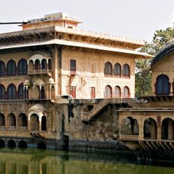 Bharatpur 4 מלונות ידידותיים לחיות מחמד