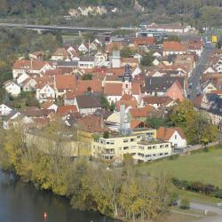 Kreuzwertheim 5 hotels