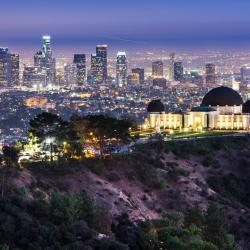 Los Angeles 3 glamping sites
