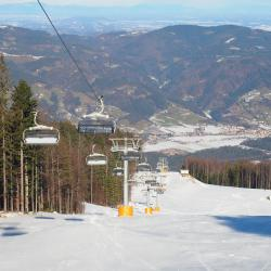 Hočko Pohorje 29 ski resorts