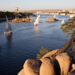 Aswan 8 spa hotels
