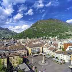 Bolzano 161 hotéis