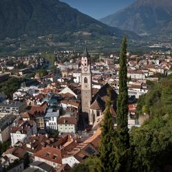 Merano 31 hotels with a jacuzzi