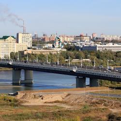 Омск 712 отелей