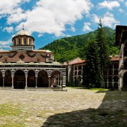 Рилски манастир 8 хотели