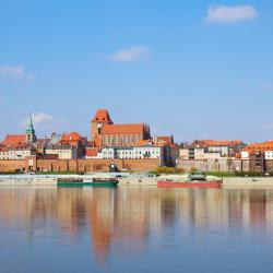 Toruń 5 hotels with a jacuzzi