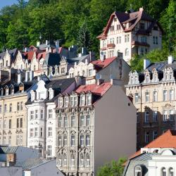 Karlovy Vary 36 guest houses