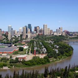 Edmonton 10 spa hotels