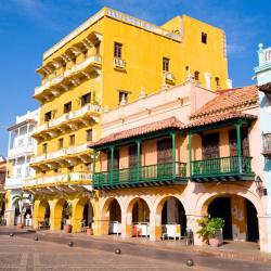 Cartagena das Índias 2142 hotéis