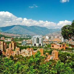 Medellín 3 tented camps
