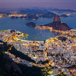 Rio de Janeiro 85 feriehuse
