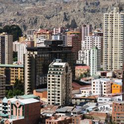 La Paz 301 hotelů