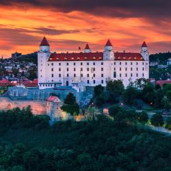Bratislava 20 hotels with a jacuzzi
