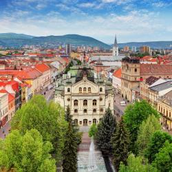 Košice 13 hotels with a jacuzzi