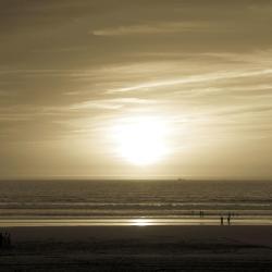 Restinga Smir 4 hotel vicino alla spiaggia.