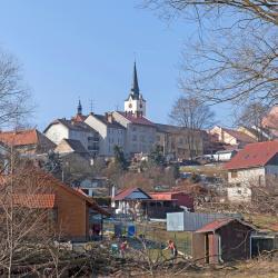 Hořice na Šumavě 5 hotels