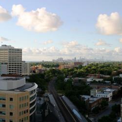 Evanston 11 hoteles