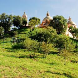 San Felipe Hueyotlipan 4 فنادق