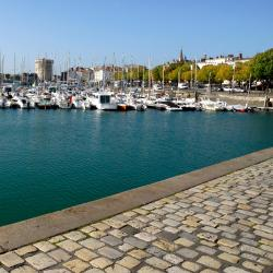 La Rochelle 7 four-star hotels