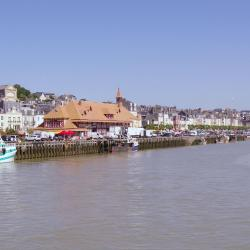 Trouville-sur-Mer 6 accessible hotels