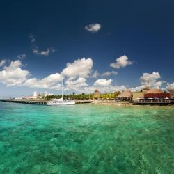 Cozumel 4 golf hotels