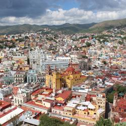Guanajuato 9 serviced apartments