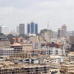 Kampala 23 penzionů