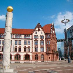 Дортмунд 57 бюджетных отелей