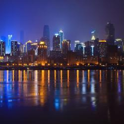 Chongqing 64 luxury hotels