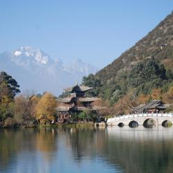 Lijiang 3 country houses