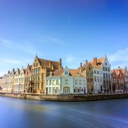 Bruges 18 hotels with a jacuzzi