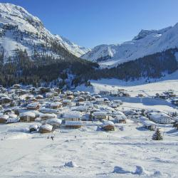 Lech am Arlberg 28 pensiones