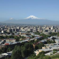 Yerevan 16 boutique hotels