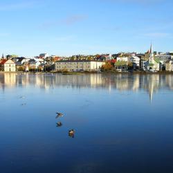 Reykjavik 587 hoteller