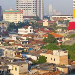 Tangerang 570 hoteles