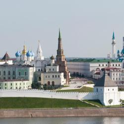 Kazan 45 hotels with pools